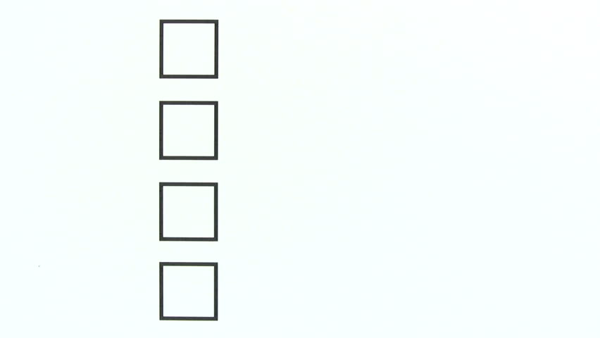 how to add check boxes to pages