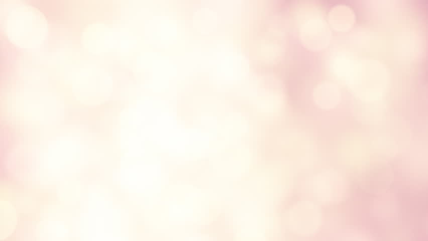 light-coloured pink yellow circle lights loopable background  - HD stock video clip