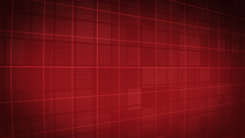 red background EKG electrocardiogram