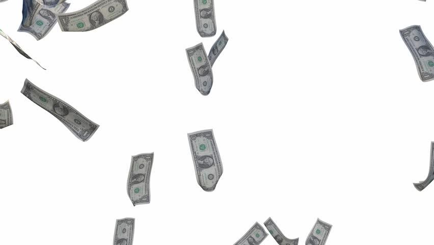 3d animation dollar video