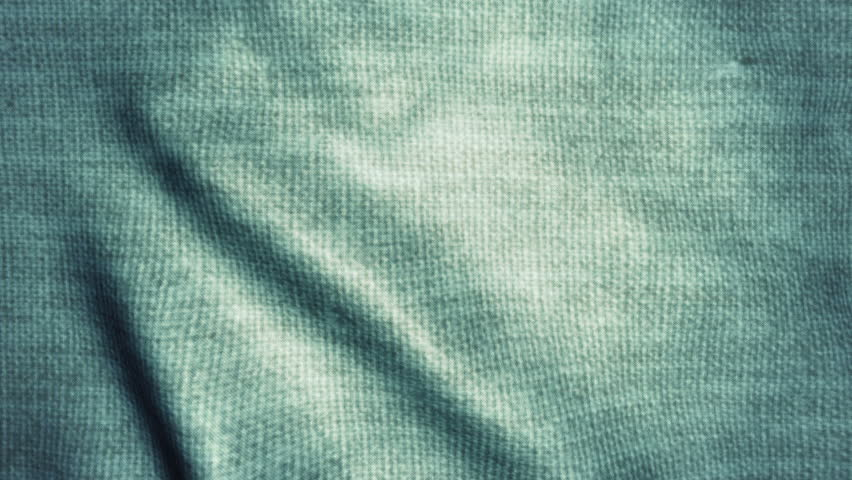 Realistic Ultra-HD linen cloth waving in the wind. Seamless loop with highly detailed fabric texture | Shutterstock HD Video #20147848