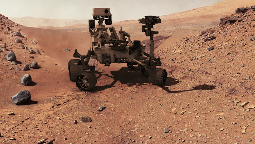 mars rover definition - photo #1