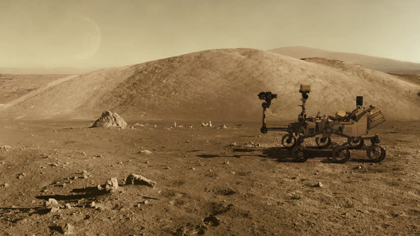mars rover footage live - photo #19