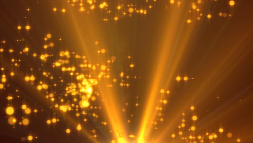 Orange sparks abstract motion background | Shutterstock HD Video #20389759