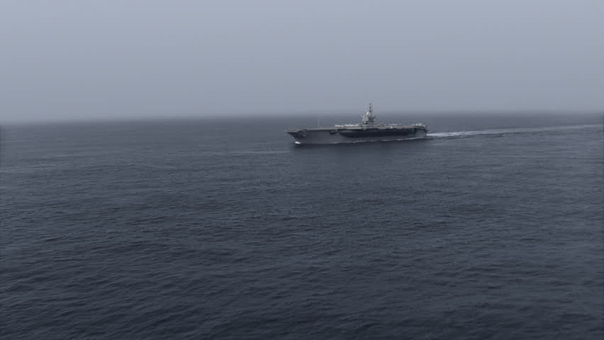 Header of Aircraft Carrier