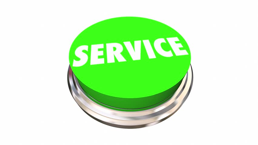 Service Good Preferred Best Company Business Green Button 3d Animation | Shutterstock HD Video #21075379