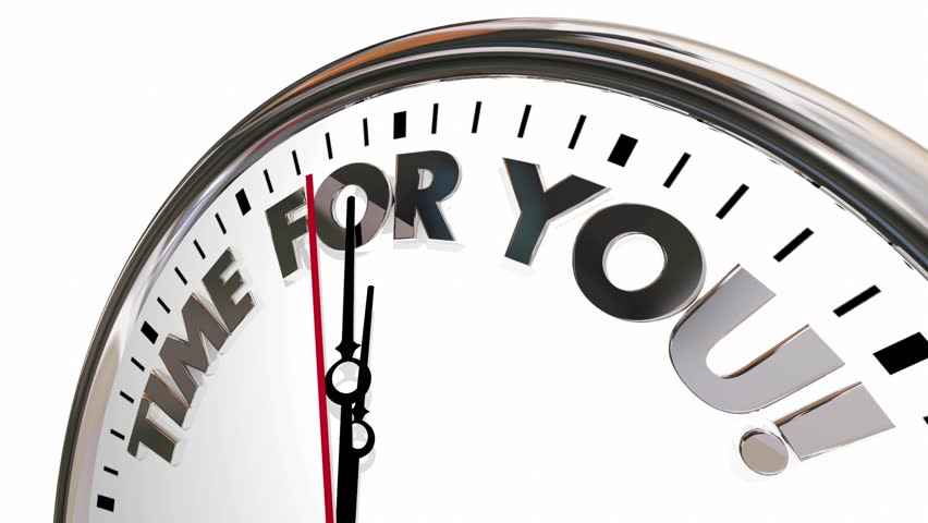 Time for You Clock Enjoy Life Your Moment Now 3d Animation #21338215