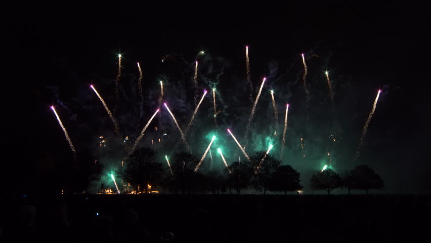 Bonfire Night: London Fireworks Displays at Victoria Park remember the 5 th of November Guy Fawkes 4 K