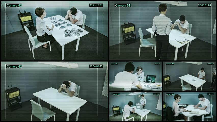 Surveillance In Hospital Room