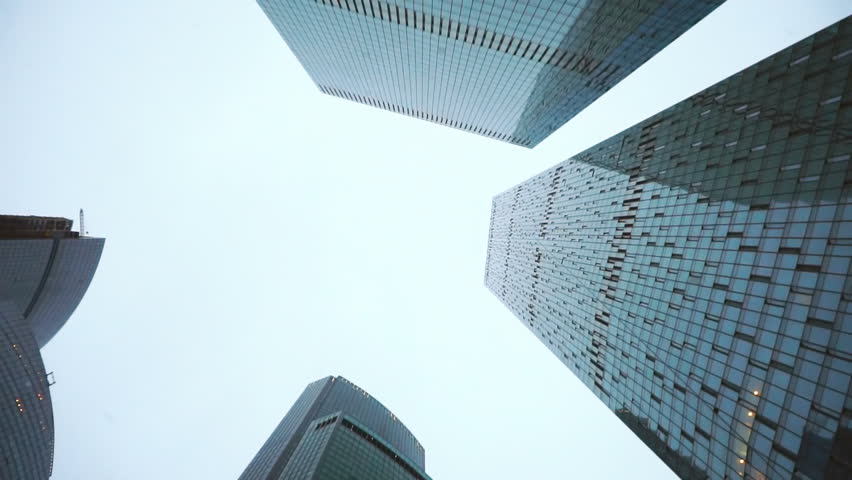 Business skyscrapers financial district   Shutterstock HD Video #23080183