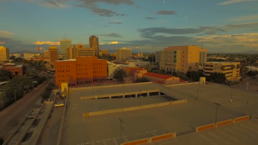 Aerial Arizona Tucson 4K Aerial video of Tucson Arizona.   Shutterstock HD Video #23102881