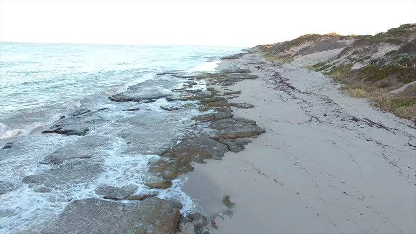 Coastal Drone Footage   Shutterstock HD Video #23110306