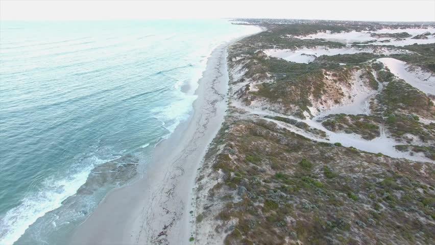 Coastal Drone Footage   Shutterstock HD Video #23110324