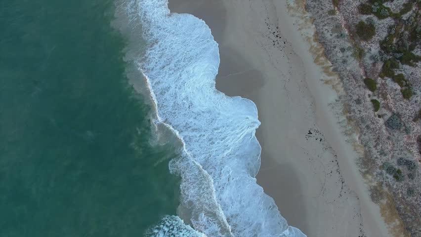 Coastal Drone Footage   Shutterstock HD Video #23110333