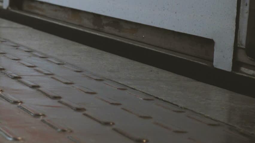 Train leaving an underground station   Shutterstock HD Video #23126614