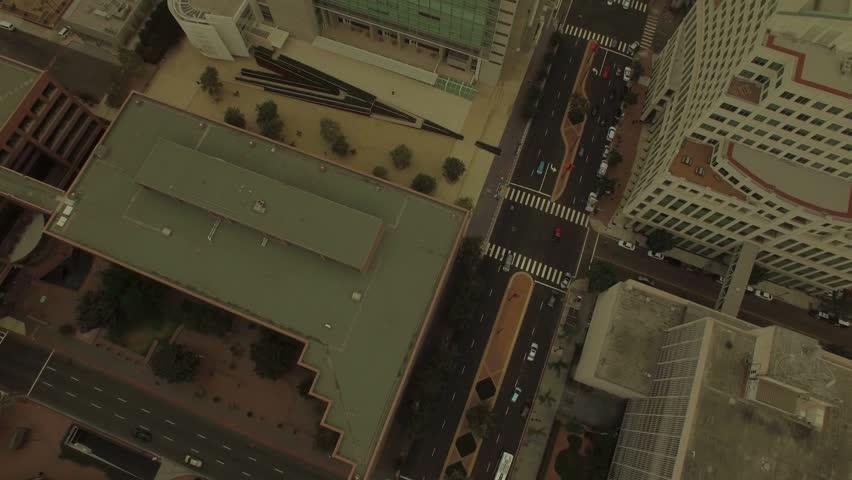 Aerial of San Diego in California.   Shutterstock HD Video #23205994