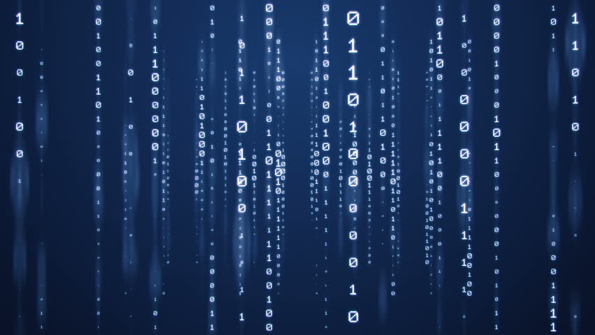 Vertically scrolling numbers, matrix style   Shutterstock HD Video #23212348