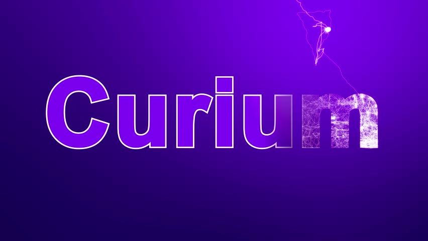 Header of Curium