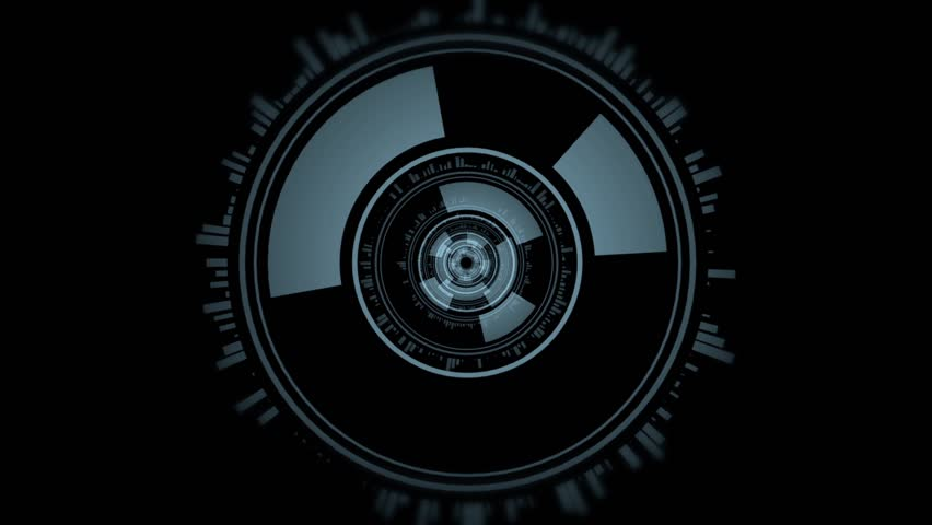 Futuristic abstract background   Shutterstock HD Video #23878861