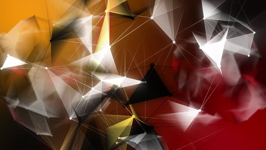 Abstract Element and Background - 3 - Hot
