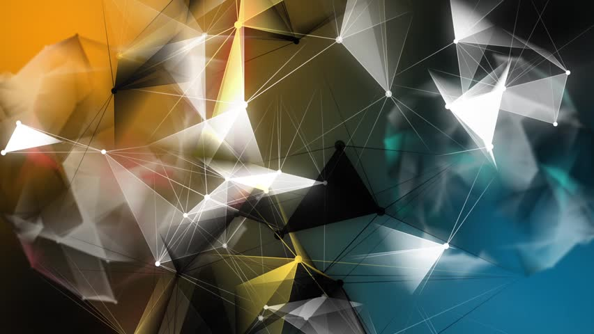 Abstract Element and Background - 2 - Hot and Cold