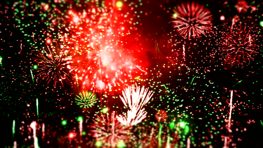 """Happy New Year 2013 ( Series 2 - Version from 1 to 6 )+( RED+BLUE+ORANGE+GREEN Color mix ) + """" Thing Different """" + """" You can find every week new Footage """" + """" Have a look at the other Footage series """""""