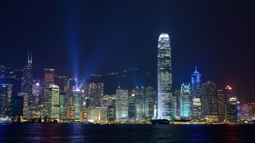 Hong Kong Victoria Harbor | Shutterstock HD Video #2929714