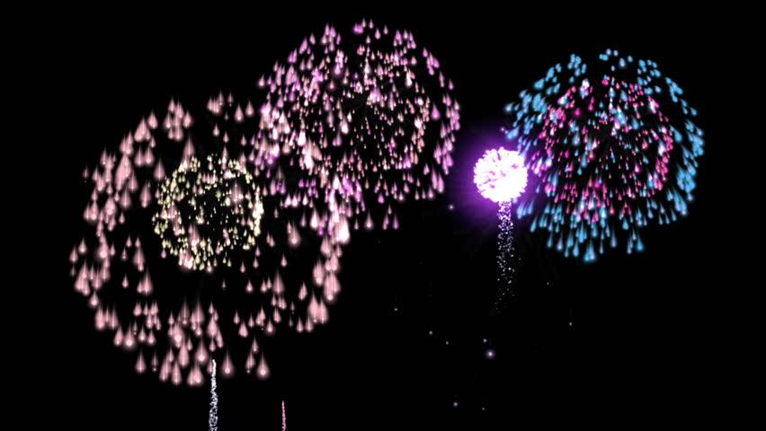 Fireworks | Shutterstock HD Video #3073723