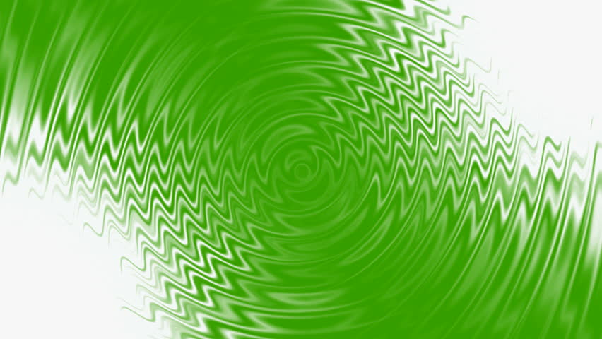 Green Water Ripple & Abstract Crease Waves. Stock Footage ...