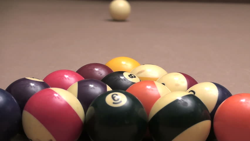 Header of 8 Ball
