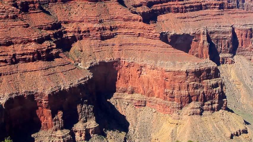 Grand canyon arizona usa the is a steep