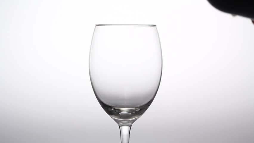 Wine Pour Into Glass Hd Stock Footage Video 427162