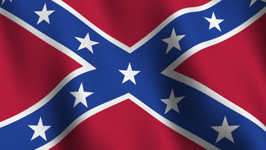 The Confederate Flag W...