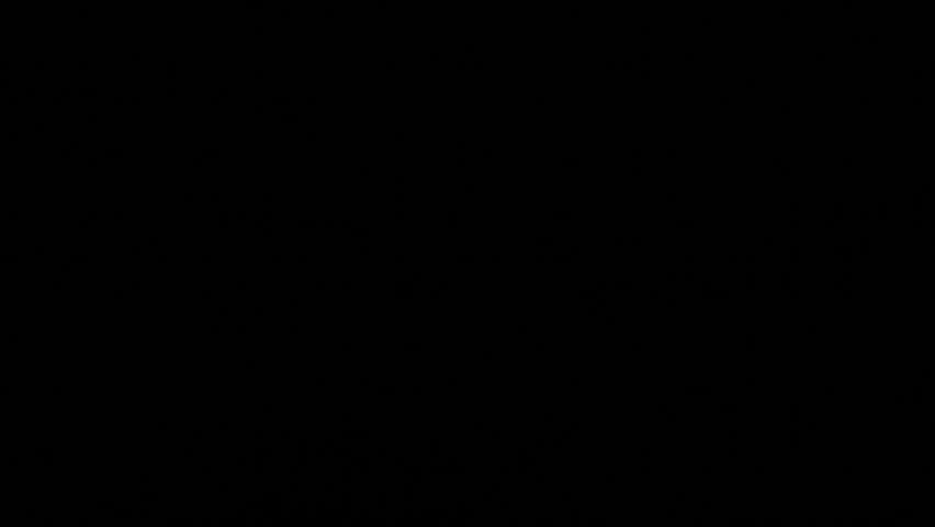 FULL MOON (HD 1080P) CLEAN  - HD stock footage clip