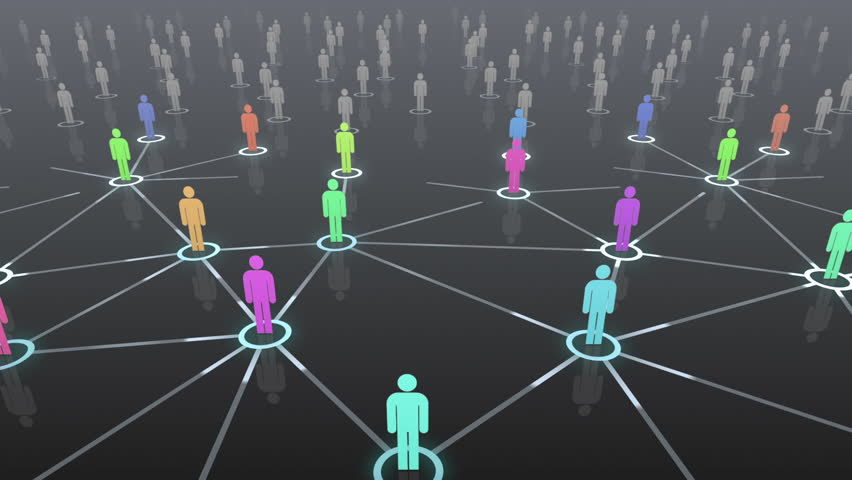 Social Network Connection.