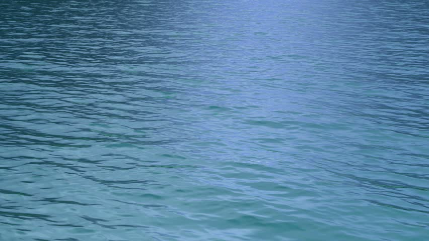 Pacific Ocean Water Background Blue Stock Footage Video – Fondos de