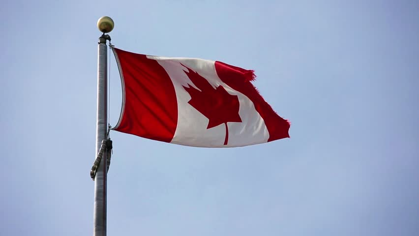 Canadian Flag #4005070