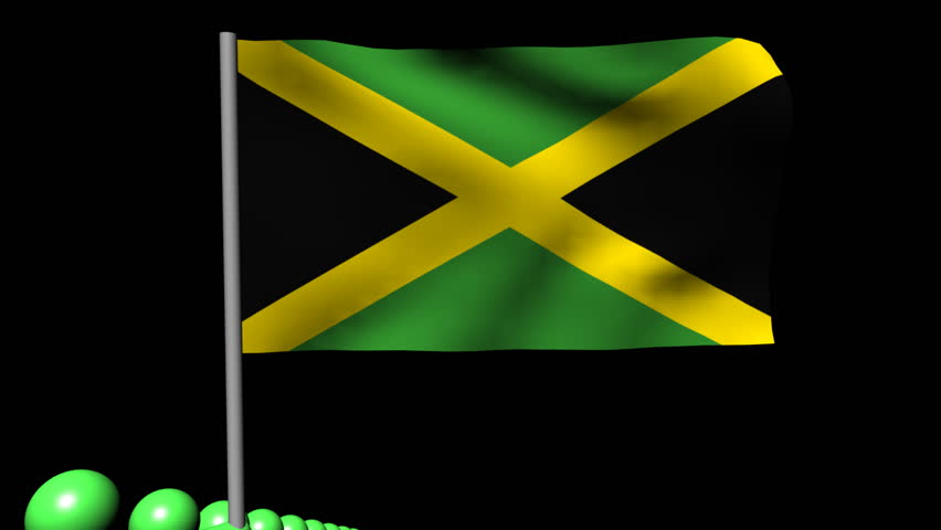 Free Jamaica Flag Images: AI, EPS, GIF, JPG, PDF, PNG, and SVG