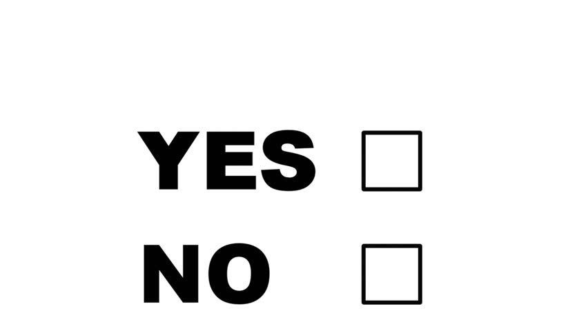 Yes checkbox stock photo. Image of survey, list, fill ... |Check Box Yes