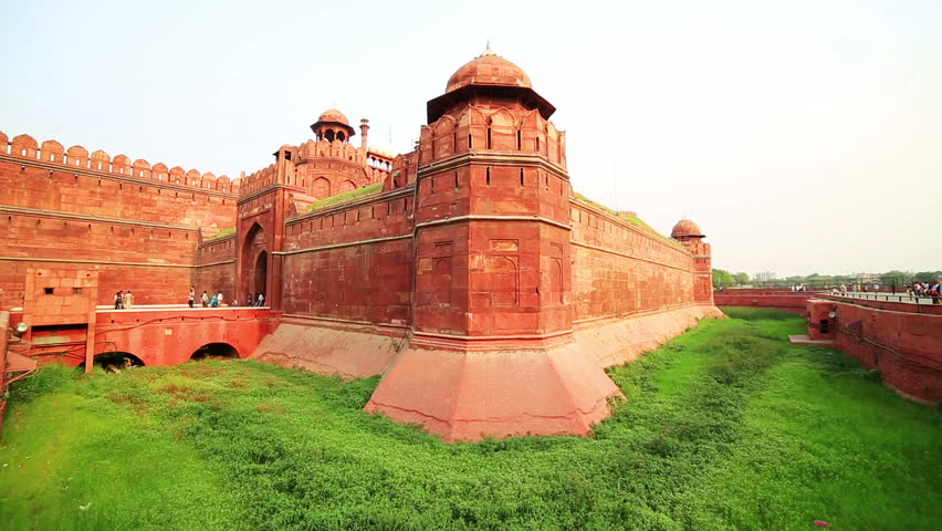 Essay in red fort images