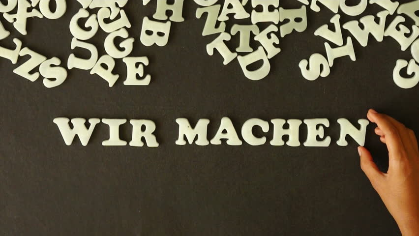 how to say goodbye in german letter