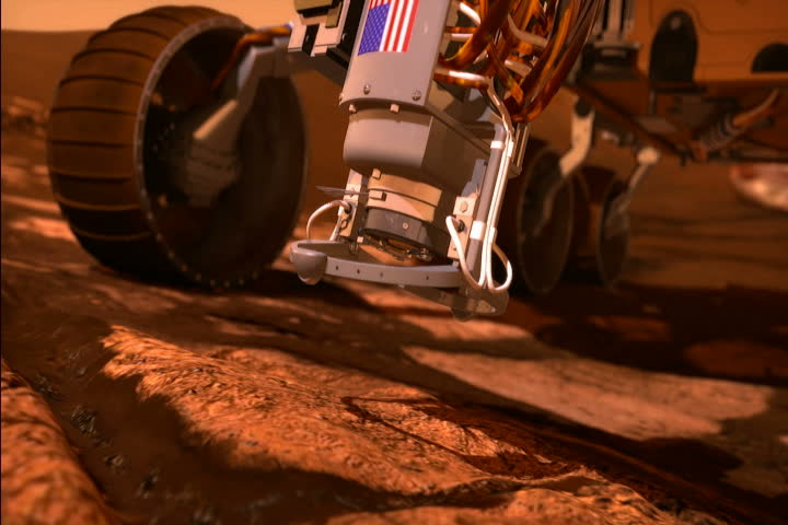 mars rover footage live - photo #29