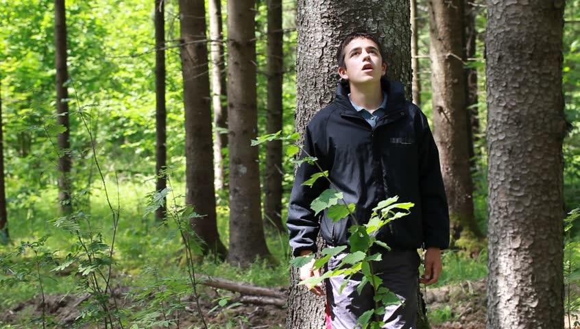 Boy lost in the woods  episode 2