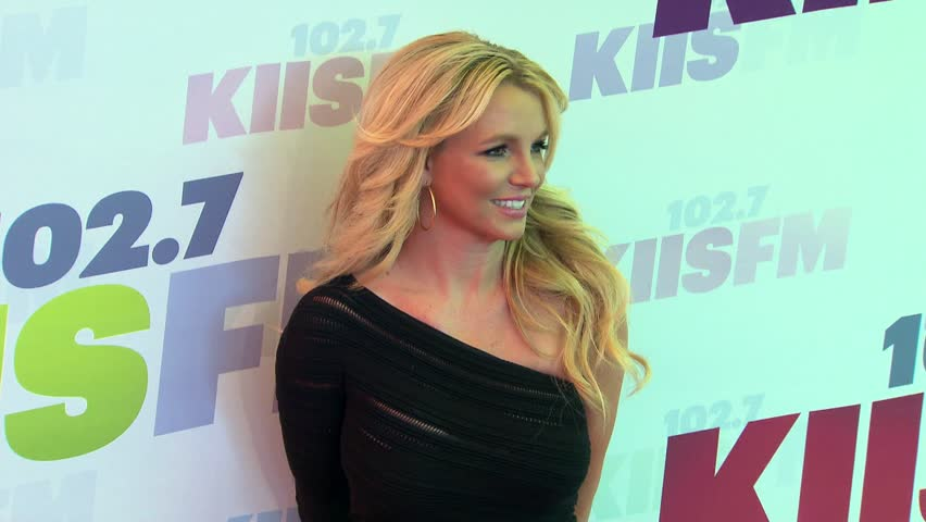 CARSON - May 11, 2013: Britney Spears at the KIIS FM's Wango Tango 2013 in the The Home Depot Center in Carson May 11, 2013