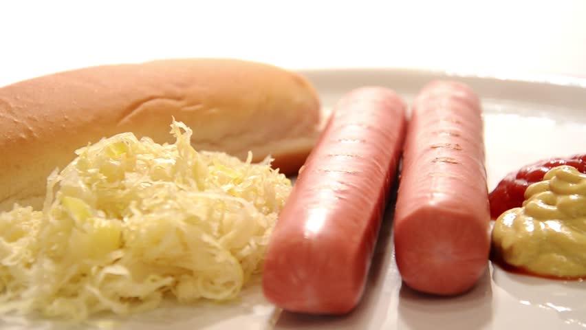 Header of sauerkraut