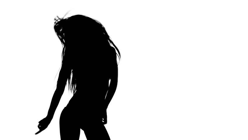 Dancing Silhouette