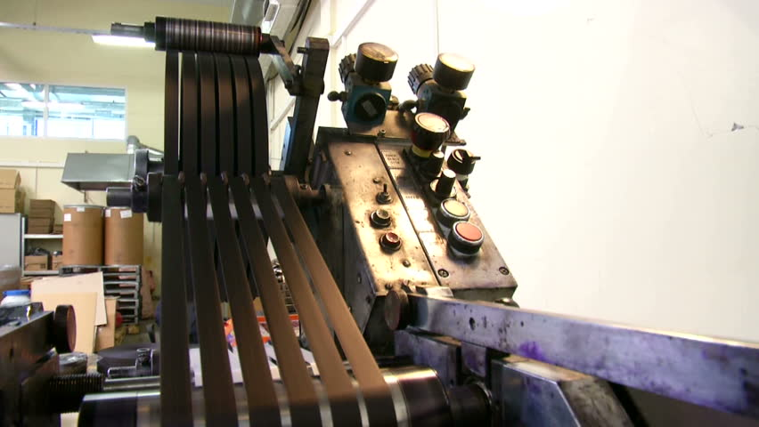 production equipment, labeling machine, part of equipment