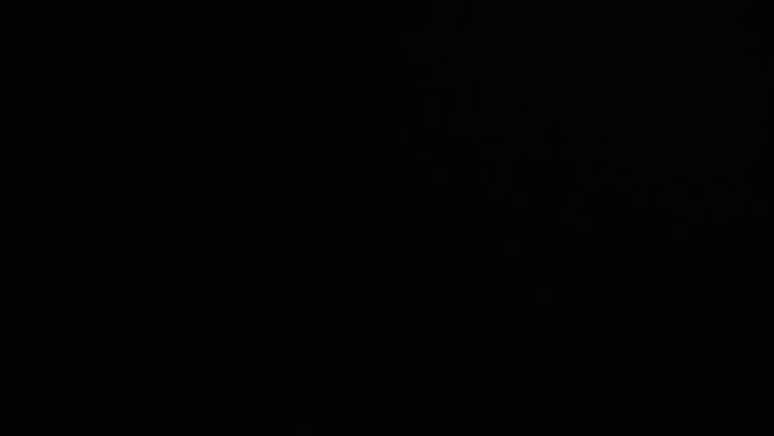 Lighting Strike: A Lightning storm  in Toronto Canada.  - HD stock footage clip