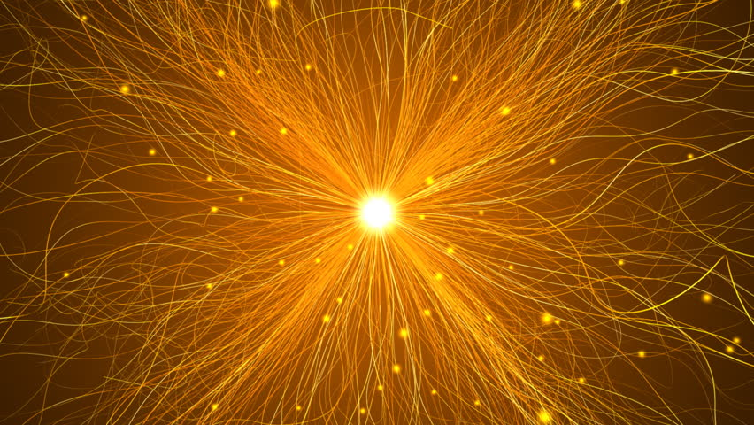 Magic gold abstract background 62 hd 3d animation for Gold 3d wallpaper