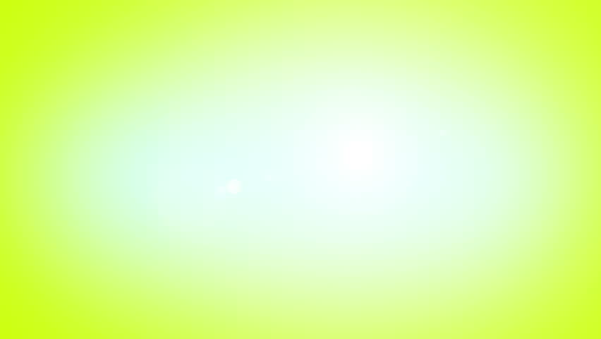 Glowing Light Yellow LM02 Loop Animation Background 4K